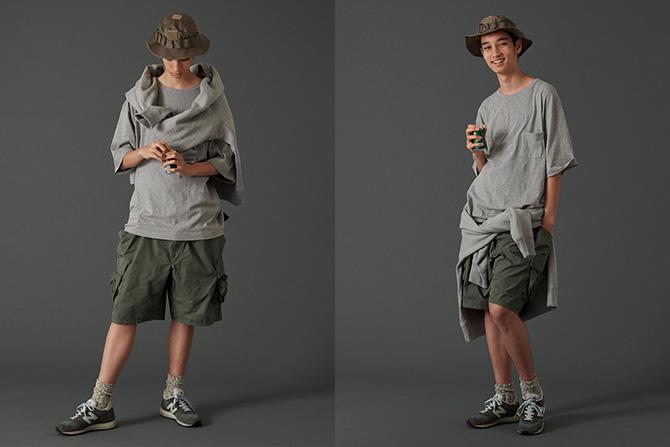 普通の服、普通のスタイル。case08 Style Ah H